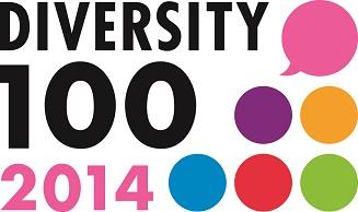 ダイバーシティ経営企業100選ロゴ