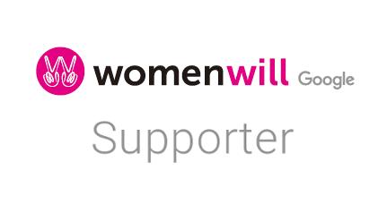 Google womenwill「 #HappyBackToWork」