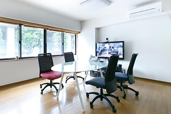 テレワークマネジメント東京オフィス