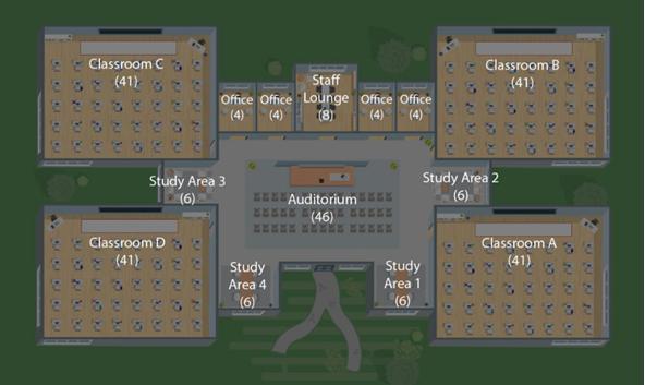 Classroom-4Desks