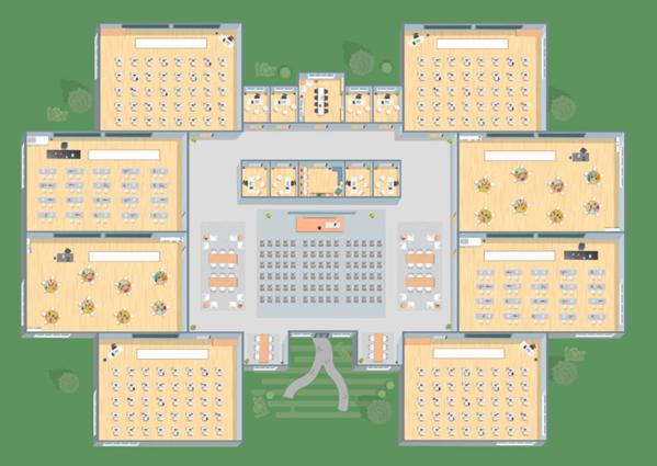 Classrooms-4Desks-2Round-2Science