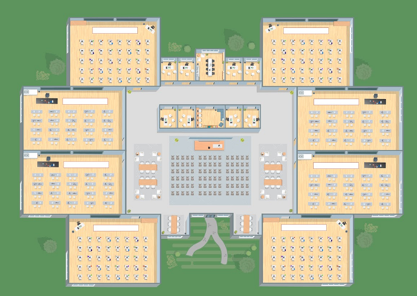 Classrooms-4Desks-4Science
