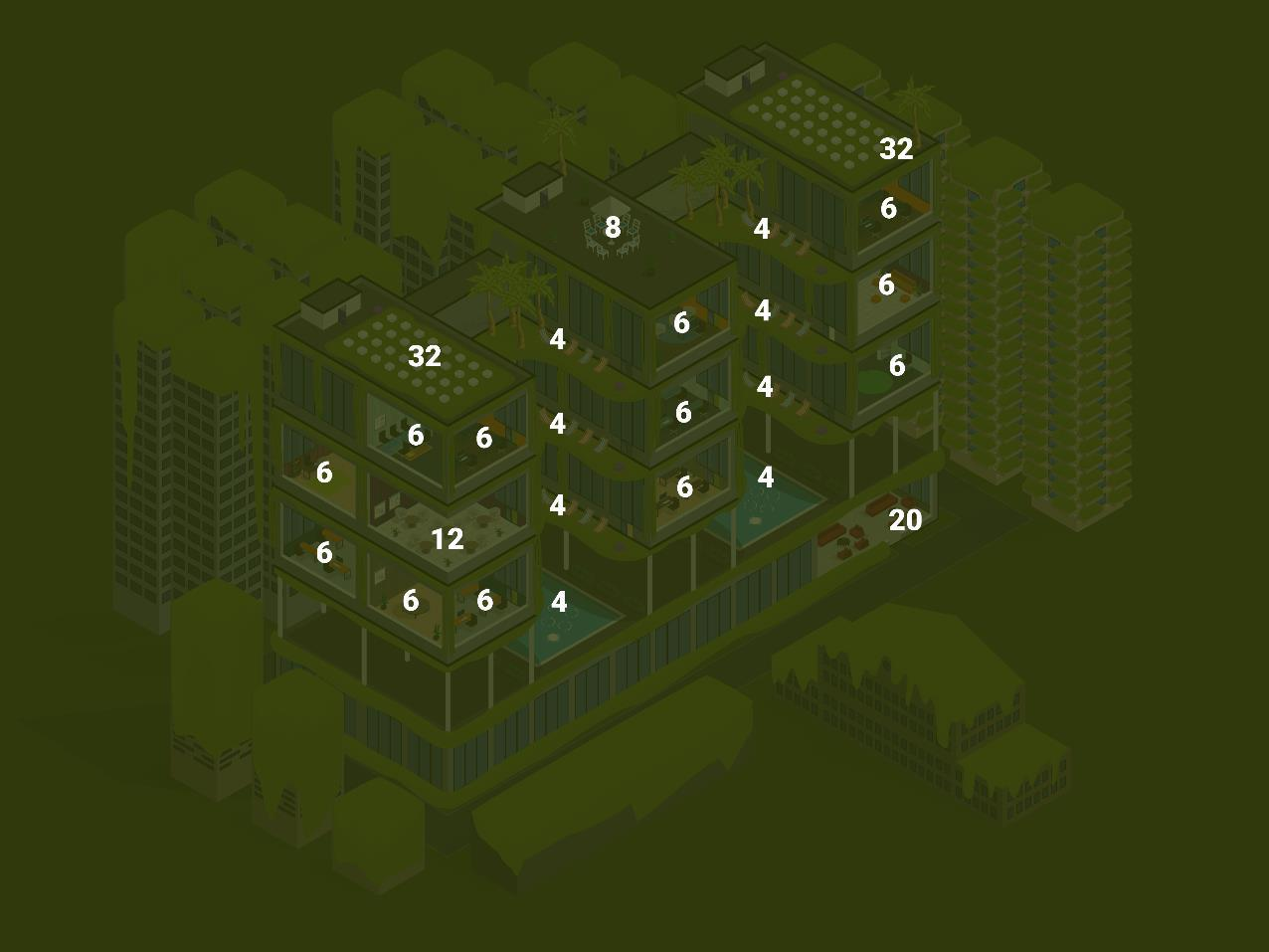 Jungle Building