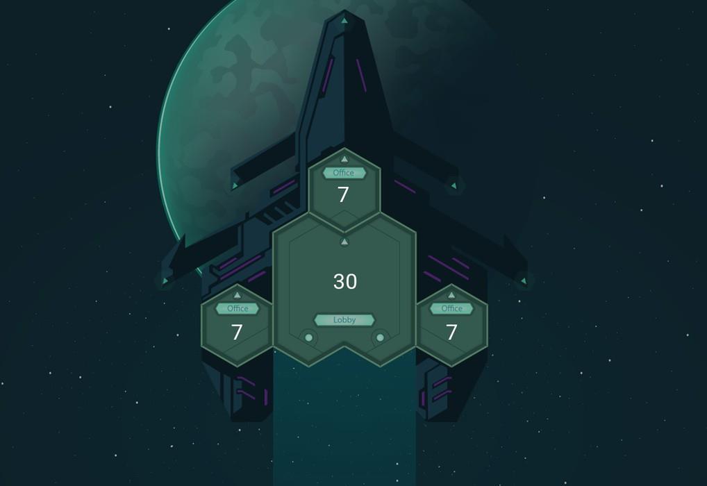 Spaceship Small